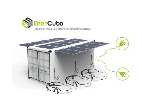 NUEVA BATERÍA ARCHIMEDE DE 70 kW | La tecnología FUSTEQ se une a la versatilidad de las BATERÍAS DE LITIO